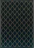 Oriental Weavers Ella 5186i Navy / Beige Area Rug