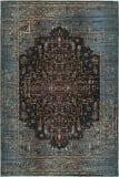 Oriental Weavers Empire 4440l Blue - Navy Area Rug