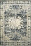 Oriental Weavers Empire 4445s Ivory - Blue Area Rug