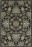 Oriental Weavers Evandale 9838b Navy - Ivory Area Rug