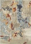 Oriental Weavers Evolution 8043k Beige - Blue Area Rug