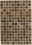 Oriental Weavers Generations 1939i Multi Area Rug