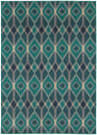 Oriental Weavers Highlands 6627B Blue Area Rug