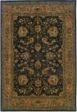 Oriental Weavers Infinity 1104f Black/Tan Area Rug