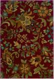 Oriental Weavers Infinity 1105b Red Area Rug