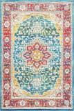 Oriental Weavers Joli 502X Red - Multi Area Rug