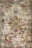 Oriental Weavers Juliette 205E3 Grey - Rust Area Rug