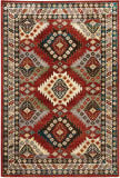 Oriental Weavers Juliette 002R3 Red - Multi Area Rug