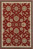 Oriental Weavers Kashan 370r Red - Multi Area Rug