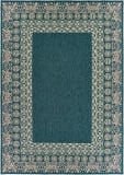 Oriental Weavers Latitude 1503B Blue - Grey Area Rug