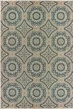 Oriental Weavers Latitude 609X3 Grey - Blue Area Rug
