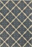 Oriental Weavers Linden 7816B Ivory - Blue Area Rug