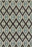 Oriental Weavers Linden 7825C Blue - Grey Area Rug