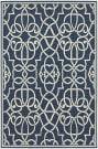 Oriental Weavers Meridian 2205B Navy Area Rug