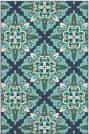 Oriental Weavers Meridian 2206B Blue Area Rug