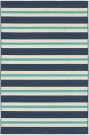 Oriental Weavers Meridian 5701B Blue Area Rug