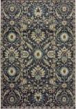Oriental Weavers Raleigh 022K5 Navy - Ivory Area Rug