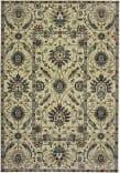 Oriental Weavers Raleigh 022Y5 Ivory - Navy Area Rug