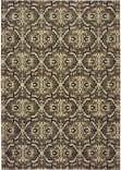 Oriental Weavers Raleigh 4927K Brown - Navy Area Rug