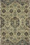 Oriental Weavers Raleigh 8027J Ivory - Grey Area Rug