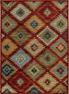 Oriental Weavers Sedona 5936D Red Area Rug