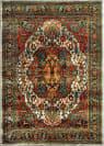 Oriental Weavers Sedona 6382B Red Area Rug