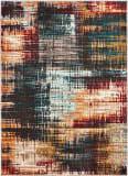 Oriental Weavers Sedona 9584A Blue - Gold Area Rug
