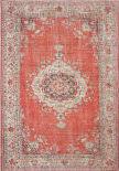 Oriental Weavers Sofia 85810 Red - Grey Area Rug