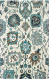 Oriental Weavers Zahra 75503 Ivory - Blue Area Rug
