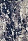 Palmetto Living Cotton Tail JA24 Expose Blue Area Rug