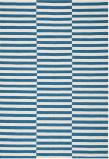 Ralph Lauren River Reed Stripe RLR2221B Ink Area Rug