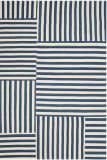 Ralph Lauren Canyon Stripe Patch RLR2867E Pacific Area Rug