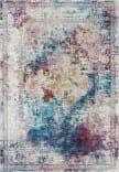 Rizzy Princeton Pri104 Cream - Blue Area Rug
