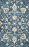 Rizzy Leone Lo-9985 Blue Area Rug
