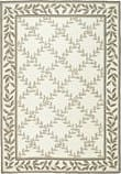 Safavieh DuraRug EZC430B Ivory / Sage Area Rug