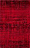 Safavieh Adirondack ADR116F Red - Black Area Rug