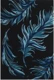 Safavieh Allure Alr121b Black - Blue Area Rug