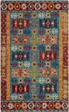 Safavieh Aspen Apn503a Blue - Red Area Rug