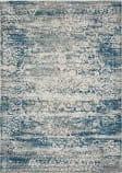 Safavieh Aria Ara156b Blue - Creme Area Rug