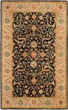 Safavieh Antiquities AT14B Black Area Rug