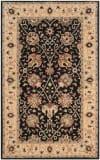 Safavieh Antiquities AT21B Black Area Rug