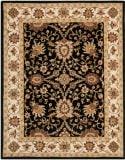 Safavieh Antiquities AT249B Black Area Rug