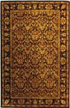 Safavieh Antiquities AT51B Dark Plum - Gold Area Rug
