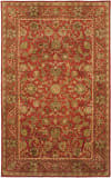 Safavieh Antiquities AT52E Red - Red Area Rug