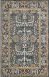 Safavieh Antiquity AT64B Dark Blue - Multi Area Rug
