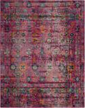 Safavieh Artisan Atn336f Fuchsia - Multi Area Rug