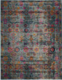 Safavieh Artisan Atn336k Light Blue - Multi Area Rug