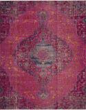 Safavieh Artisan Atn337f Fuchsia - Multi Area Rug
