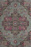 Safavieh Artisan Atn511l Light Blue - Black Area Rug