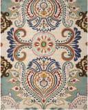 Safavieh Bella BEL118A Ivory / Blue Area Rug